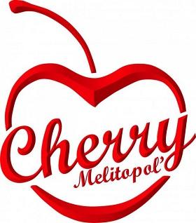 Мелитопольская черешня логотип